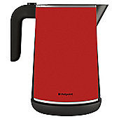 Hotpoint 1.7L Jug Kettle - Red