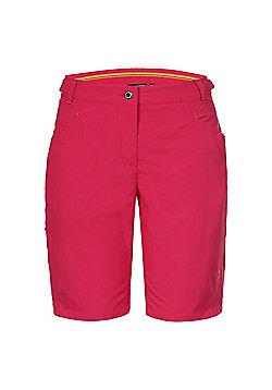 Icepeak Ladies Suza Long Short - Hot pink