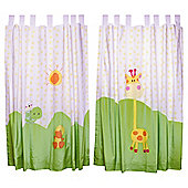 Fisher-Price Nursery Curtains