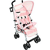 My Babiie Billie Faiers MB01 Stroller (Pink Stripes)