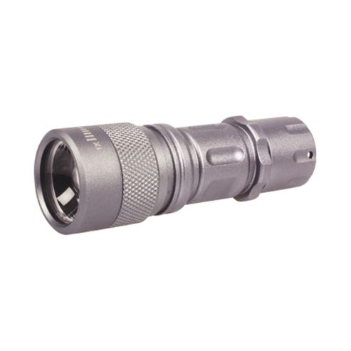 Mini Focus Control LED Aluminium Torch
