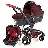 Jane Rider Formula Travel System (Flame)