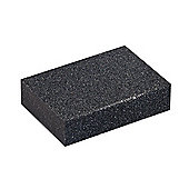 Silverline Foam Sanding Block Medium & Coarse