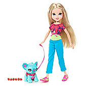 MGA Entertainment Moxie Girlz Poopsy Pets Avery Doll