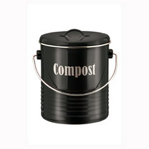 Typhoon Black Compost Bin