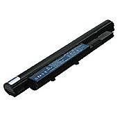 2-Power Notebook Battery for Acer Aspire Timeline 3810T (11.1V/ 5.200mAh) Replaces Original Part Number B2058
