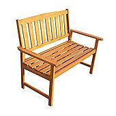 Mercer Leisure Killarney 2 Seat Garden Bench