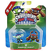 Skylanders Trap Team Mini 2 Pack Elf and Barkley