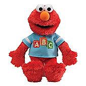 Sesame Street 33cm ABC Talking Elmo Soft Toy