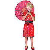 Chinese Girl - Child Costume 9-10 years