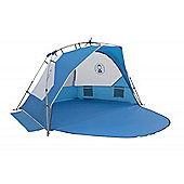 Coleman Instant Sundome Beach Shelter With UV Guard Blue