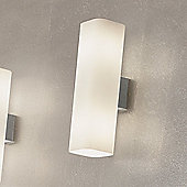 De Majo Carrè Two Light Wall Lamp
