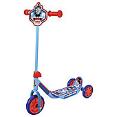 Thomas and friends Tri scooter with crash pad
