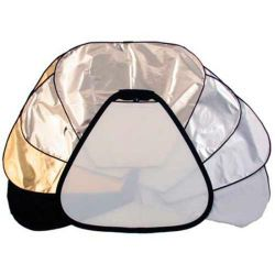 Lastolite 3541 TriGrip Reflector Gold/White Mini