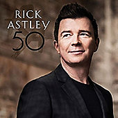 Rick Astley 50 CD