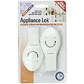 Mommy's Little Helper Appliance Lok Locking Strap For Refrigerator Or Stove