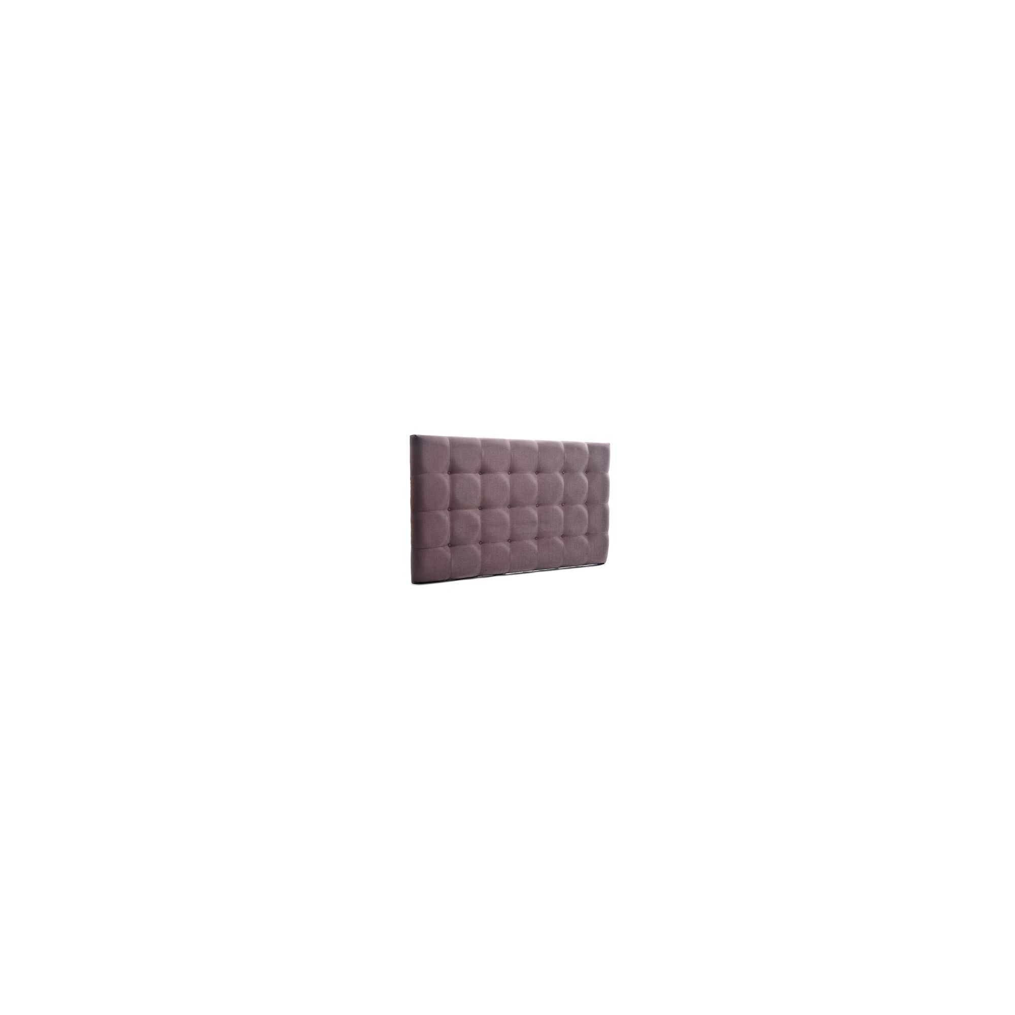 PC Upholstery Florida Headboard - Espresso - 3' Single at Tesco Direct