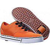 Heelys Legit Orange Heely Shoe - Orange