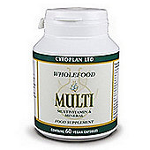Cytoplan Wholefood Multivitamin & Mineral 60 Capsules