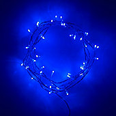 40 Blue LED Indoor Fairy Lights