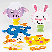 Easter Egg Cosy Sewing Kits (Pack of 4)
