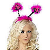 Hen Party Boppers Fuchsia and Black
