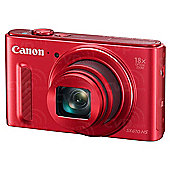 PowerShot SX610 HS (20.2MP) Digital Camera - Red