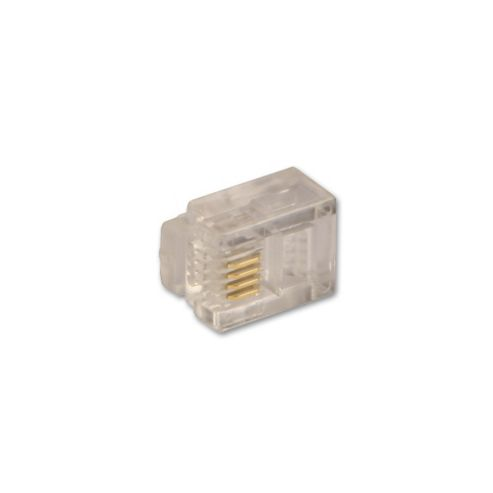 Lindy 4 Way RJ-11 Male Connector
