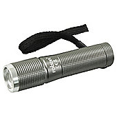 Rolson 3 watt Aluminium Mini Z2 LED Torch
