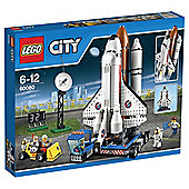 LEGO City Spaceport 60080