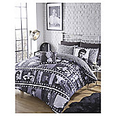 Photographica Brand Movie Legends Duvet Set Single