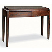 Ultimum Alnwick Dark Oak Small Console Table