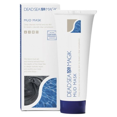Dead Sea Products 75ml Dead Sea Spa Magik Mud Mask