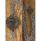 Steampunk Necklace (Butterfly)