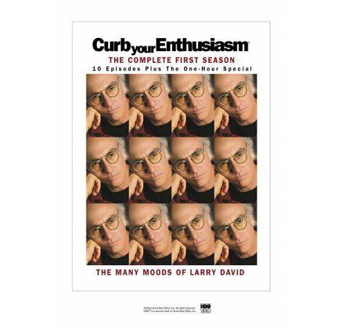 Curb Your Enthusiasm - Season 1 (DVD Boxset)