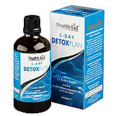 Health Aid 2-Day Detox Plan 100ml Liquid