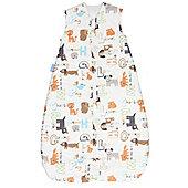 grobag Sleeping Bag - Alphapets 2.5 Tog (6-18 months)