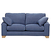 Whitstable Medium 3 Seater  Sofa Denim