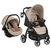 Hauck Lift-Up 4 Pushchair, Sand