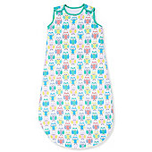 B Owls Sleeping Bag 2.5 Tog Size 0-6 months