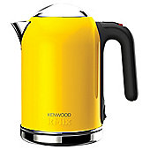 Kenwood Kmix Yellow Kettle
