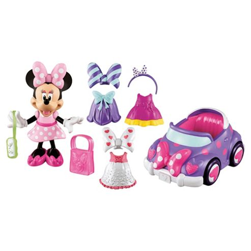 Fisher-Price Disney Minnie Mouse Minnie's Convertible