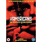 The Americans Season 2 (DVD)
