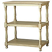 Originals Gustavian 2 Shelf Console Base