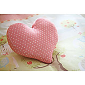 Catherine Lansfield Home Kids Pony Heart Cushion Multi