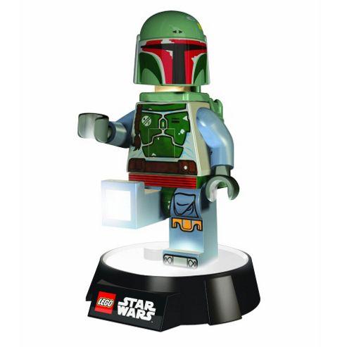 Lego Star Wars Torch Night Light Boba Fett