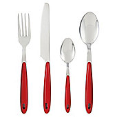 Tesco Red Hanging 16 piece set