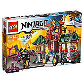 LEGO Ninjago Battle City 70728