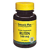 Nature's Plus Rutin 60 Tablets 500mg