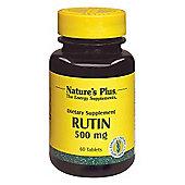 Nature's Plus Rutin 60 Tablets 500mg